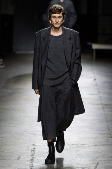 Dries Van Noten Осень-зима 2021/2022 Menswear (43 фото)