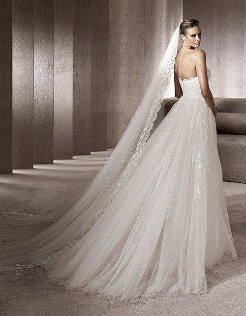 Шлейфы платья для фотошоп