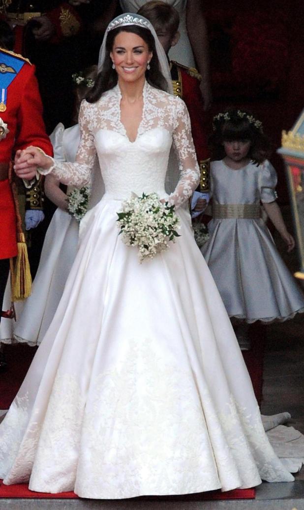 Фото свадебных платьев звёзд