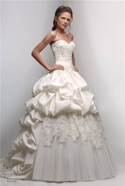 Свадебные платья -2014