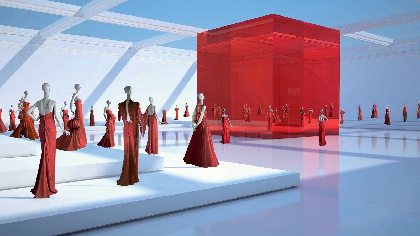 Шаг в будущее мода и дизайн