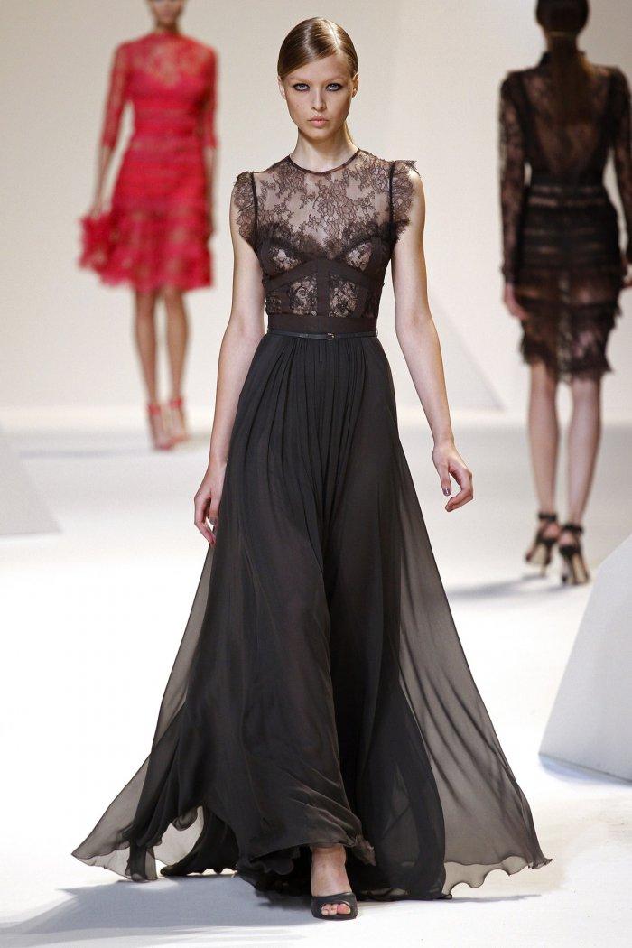 Вечернее платье с хитростью — photo 8