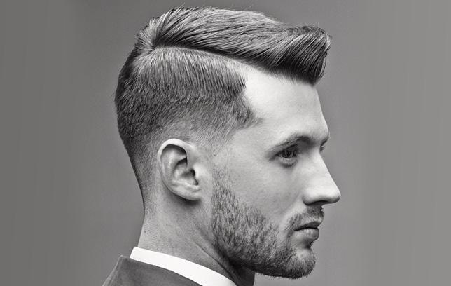 Брутальные причёски мужские