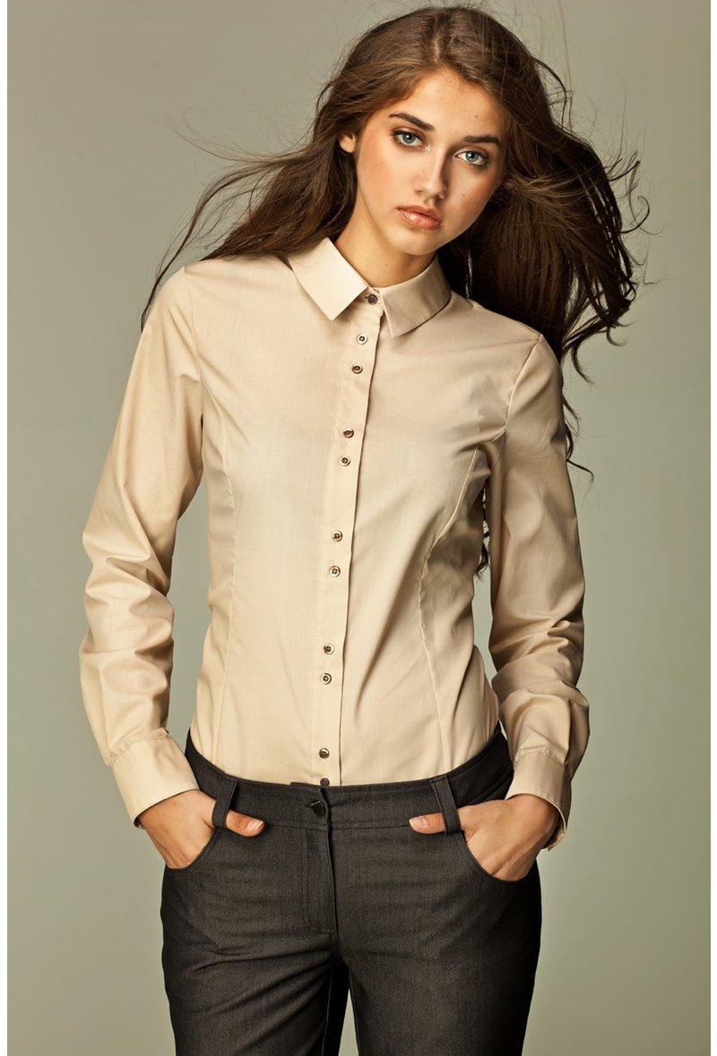 Фото девушек в женских рубашках