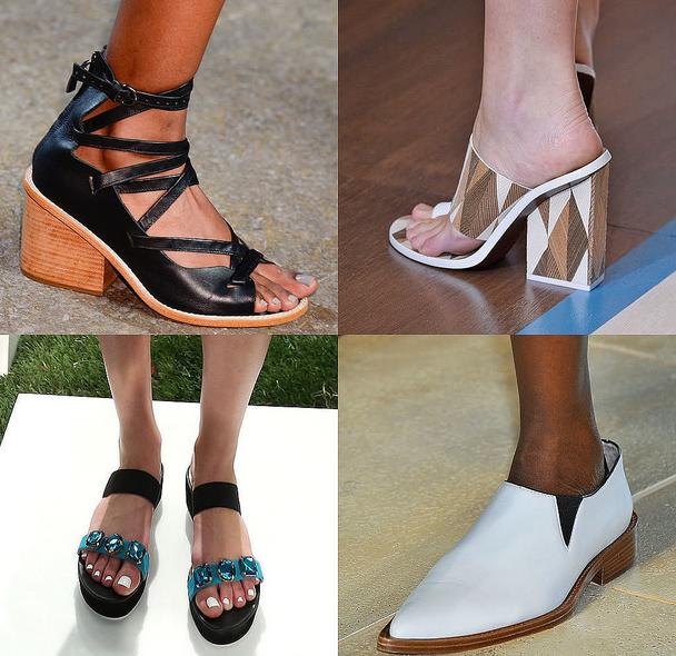 Обувь 2015 фото, новинки