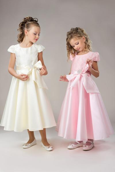 Ника - свадебные вечерние и детские нарядные платья оптом от производителя Украина - Черновцы - Россия