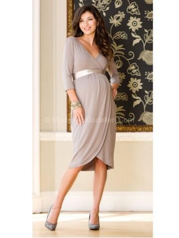 Новогодний платья для беременных