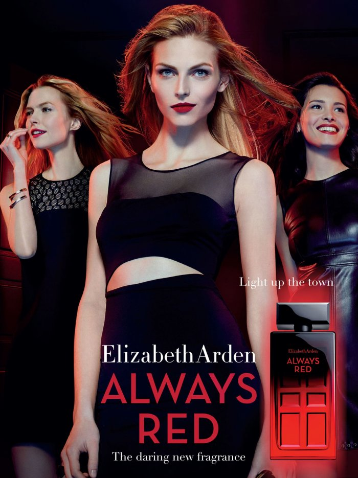 Always Red Elizabeth Arden