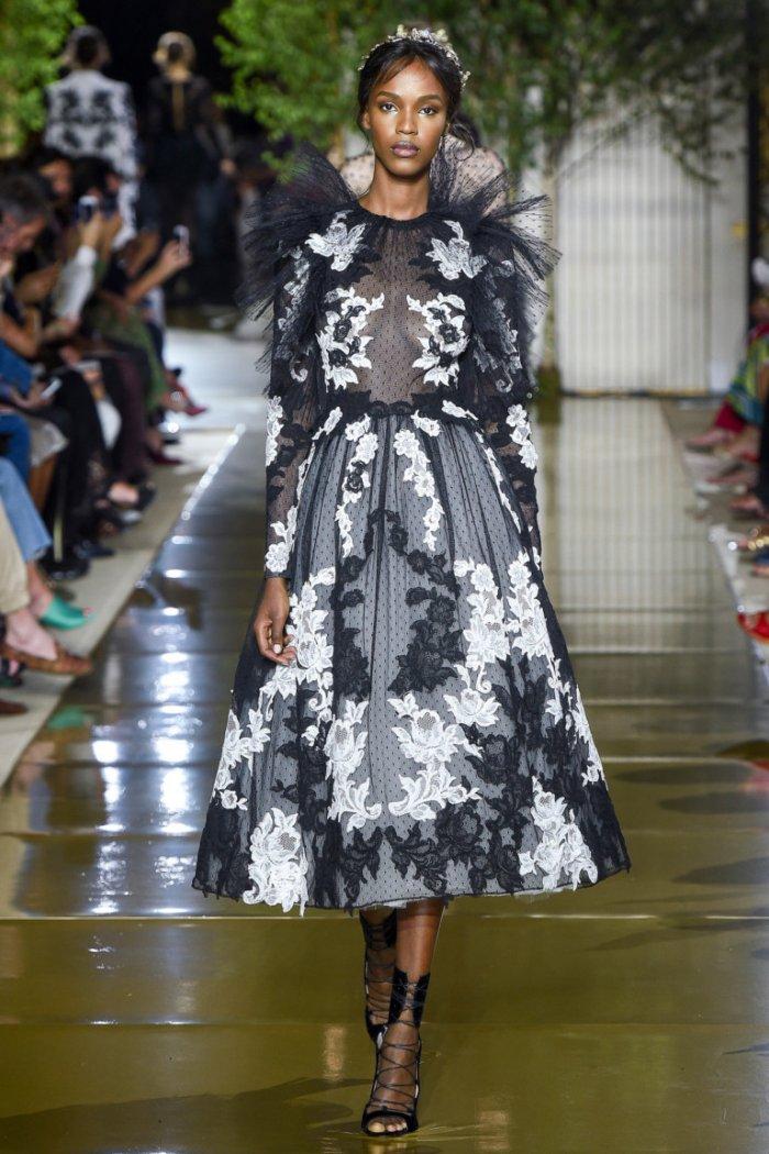 Zuhair Murad на Неделе моды в Париже  COUTURE 2017-2018
