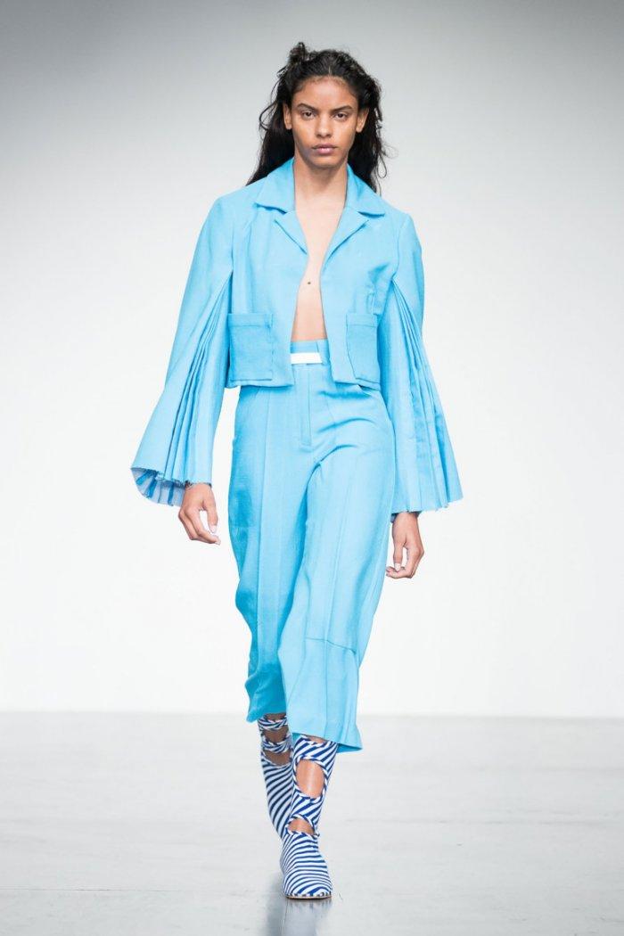 Richard Malone дебютная коллекция весна-лето 2018