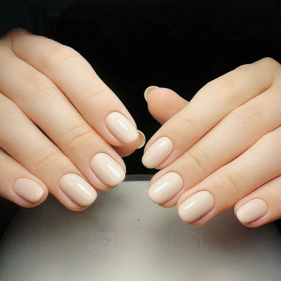 Форма маленьких ногтей фото