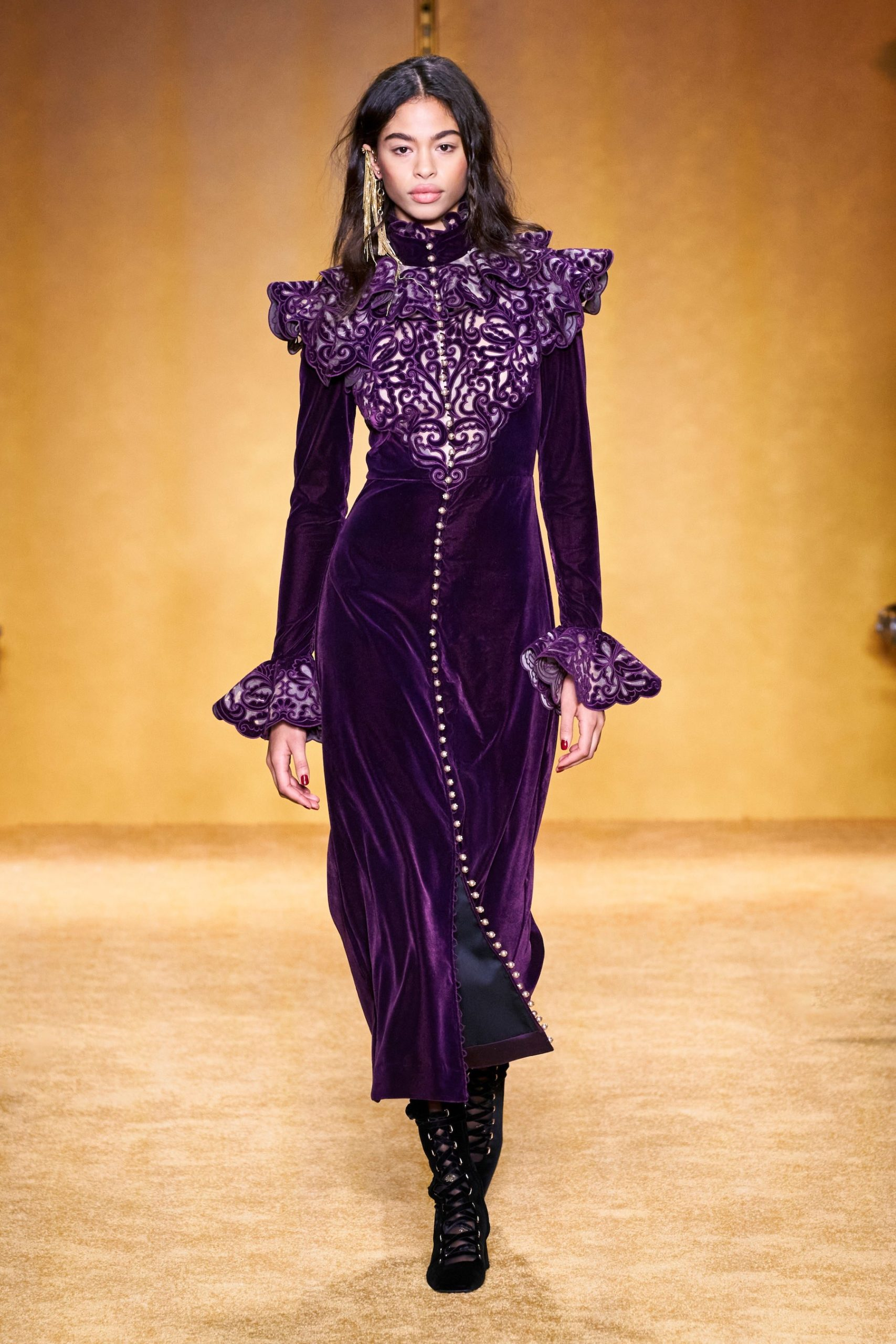 Мода Осень Зима Платья