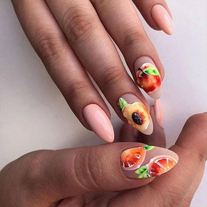 Красивые Легник ногти