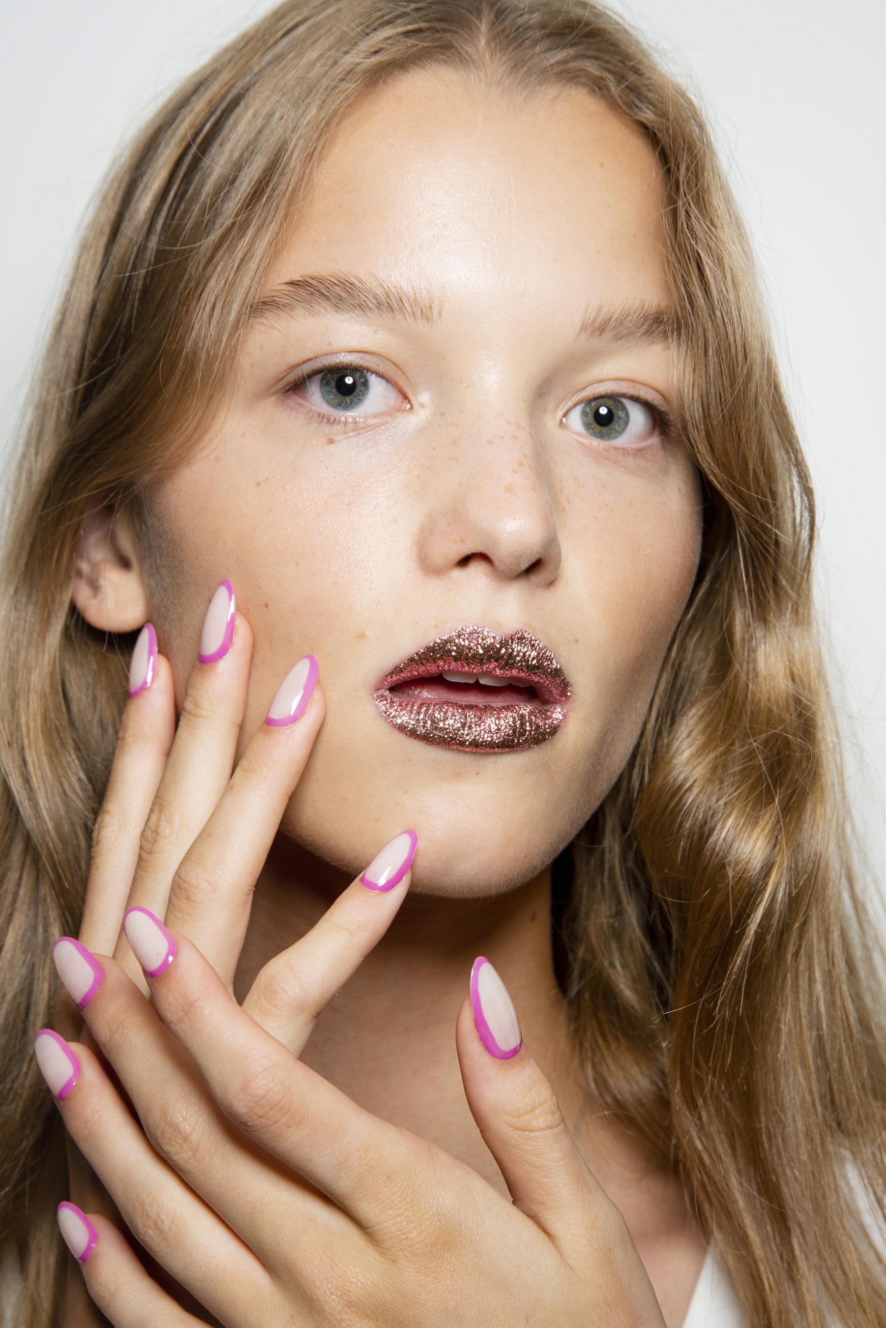 Модный весенний маникюр 2021 - модные тенденции, фото, дизай
