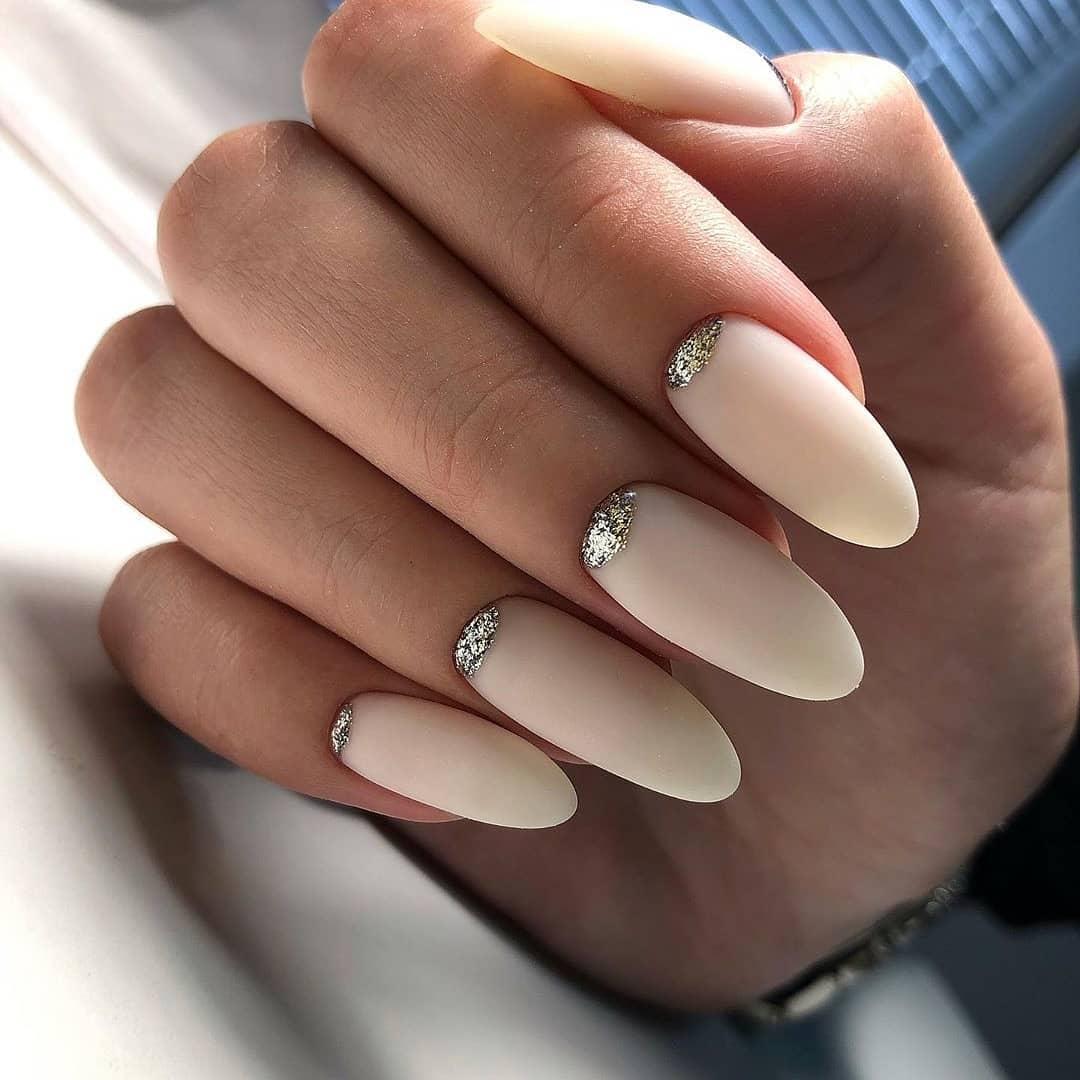 Красивый френч на ногтях 2021-2022: 122 фото-новинки