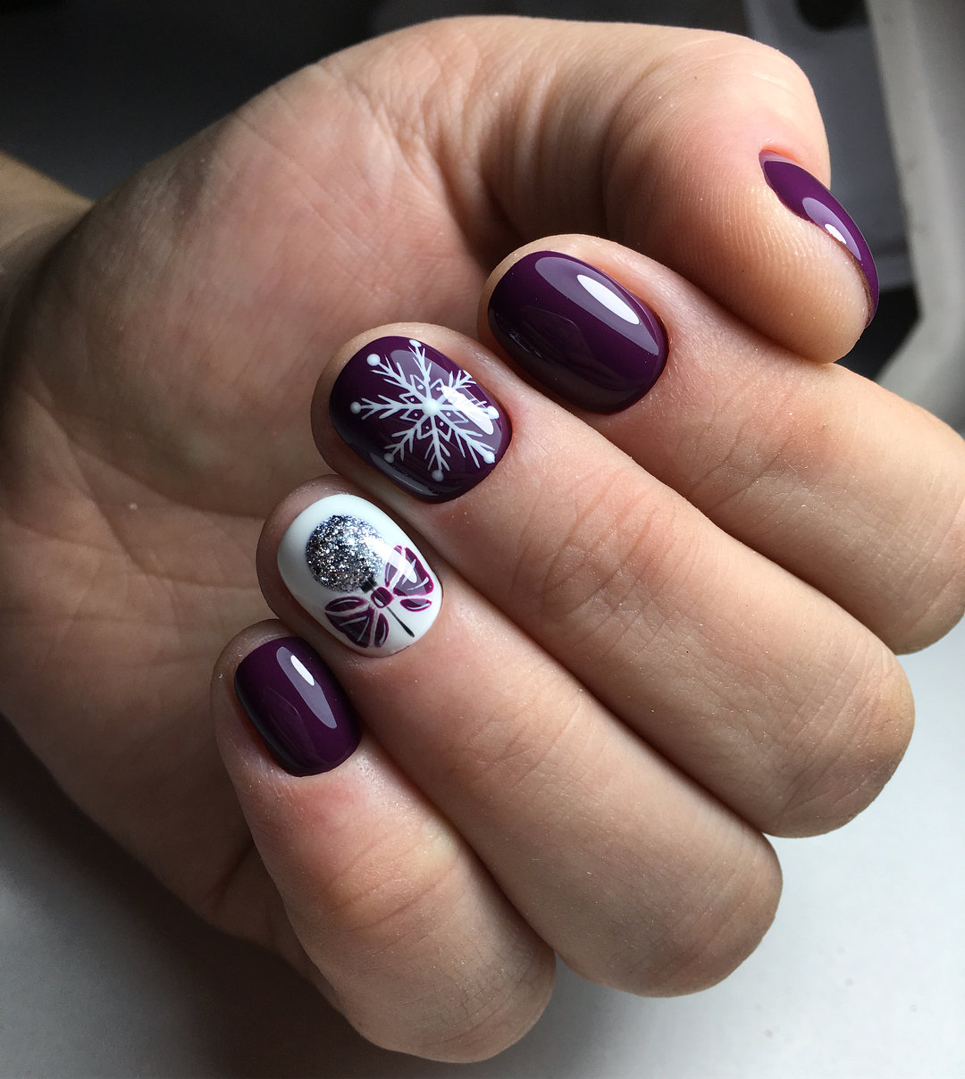 Новинки маникюра 2021 фото на короткие ногти
