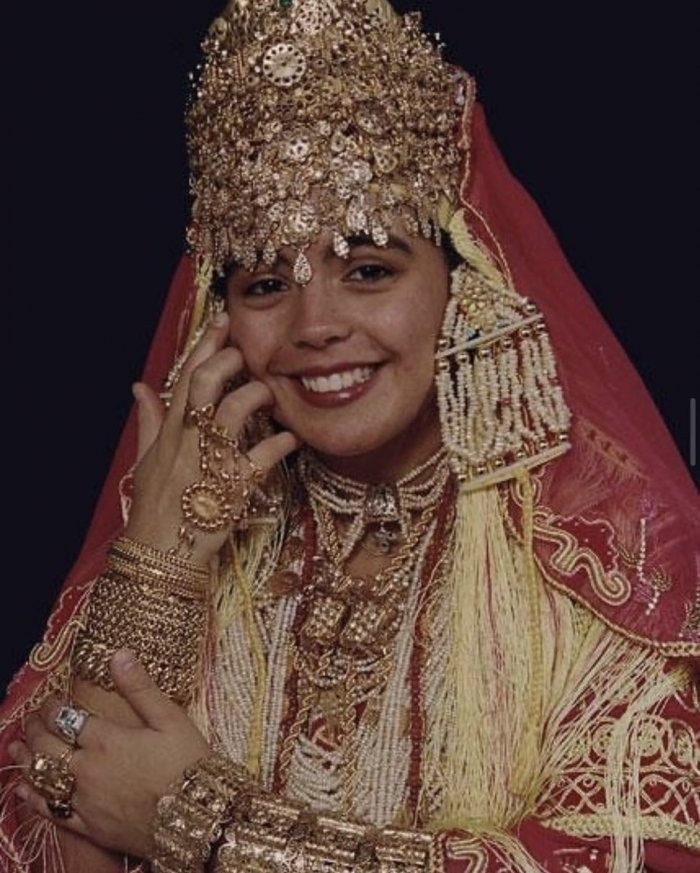Национальная одежда в Марокко (65 фото)