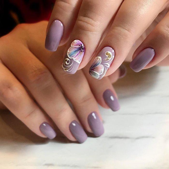 Красивый дизайн ногтей 2021