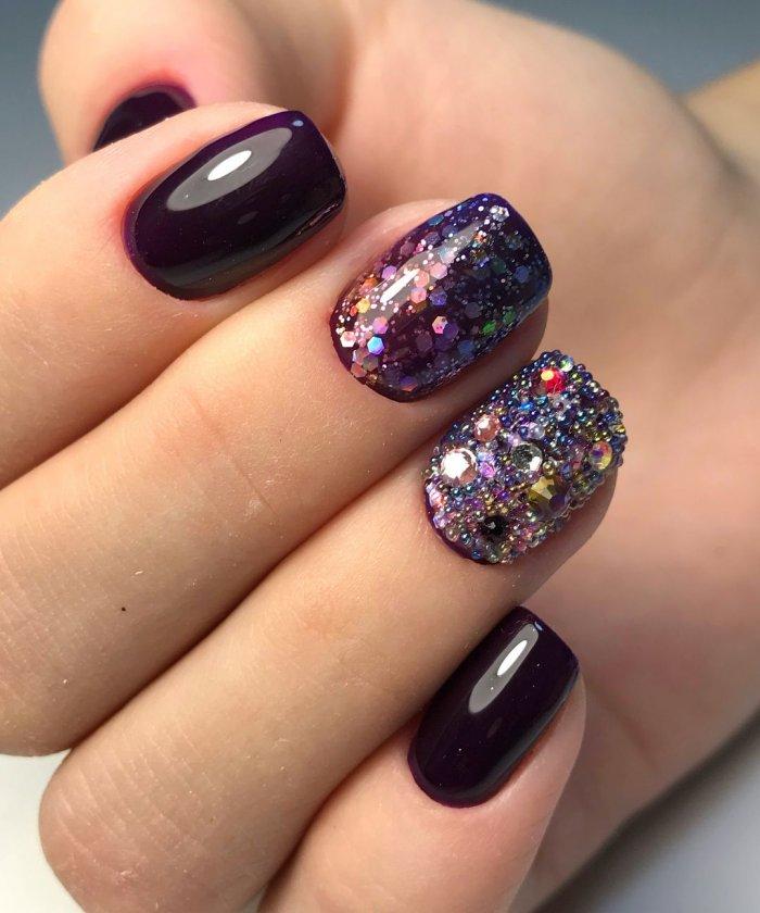 Стильный дизайн ногтей 2020